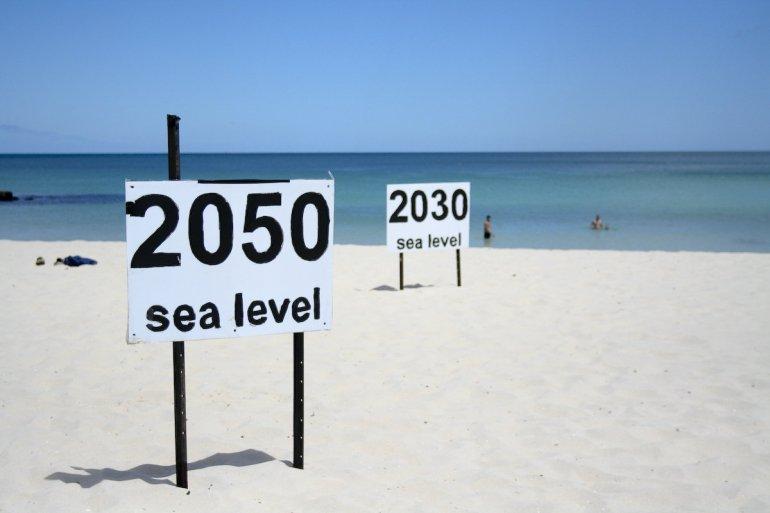 Повышение уровня моря может сделать беженцами 2 млрд человек